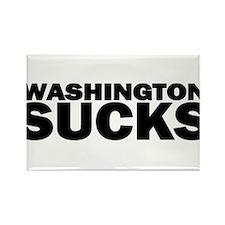 Unique Washington huskies Rectangle Magnet