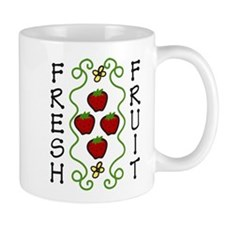 Fresh Fruit Mug