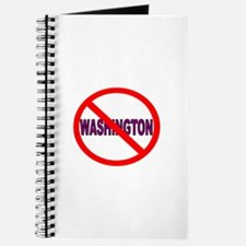 Funny Washington huskies Journal