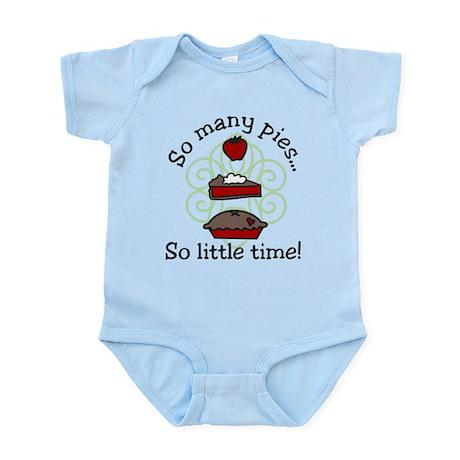 So Many Pies Infant Bodysuit