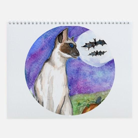 Happy Halloween Wall Calendar