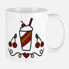 Cherry Drink Small Small Mug