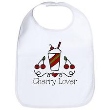 Cherry Lover Bib