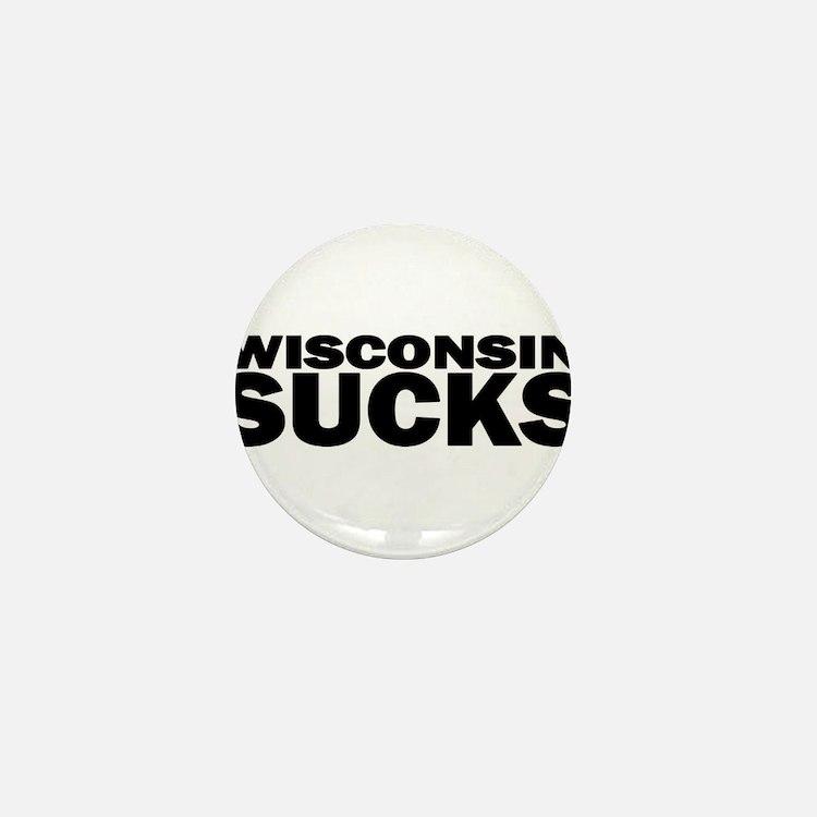 Cute Minnesota gophers Mini Button