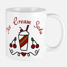 Ice Cream Soda Small Small Mug