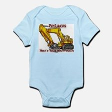 Pipeliners Infant Bodysuit
