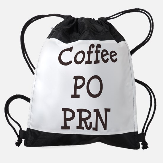 FIN-coffee-po-prn-TRANS.png Drawstring Bag