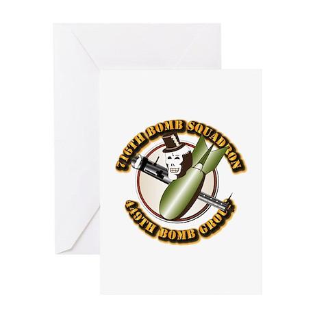ACC - 716BS - 449BG - 15 AF Greeting Card
