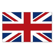 United Kingdom Union Jack Flag Decal
