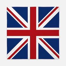 Unique British flag Queen Duvet