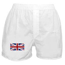 United Kingdom Union Jack Flag Boxer Shorts