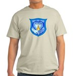 2 Souls 1 Heart Light T-Shirt