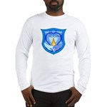 2 Souls 1 Heart Long Sleeve T-Shirt