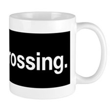 Chow Crossing T-Shirt Mug
