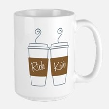 Castle Morning Coffee Cups Mug