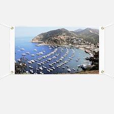 Avalon Harbor Catalina Banner