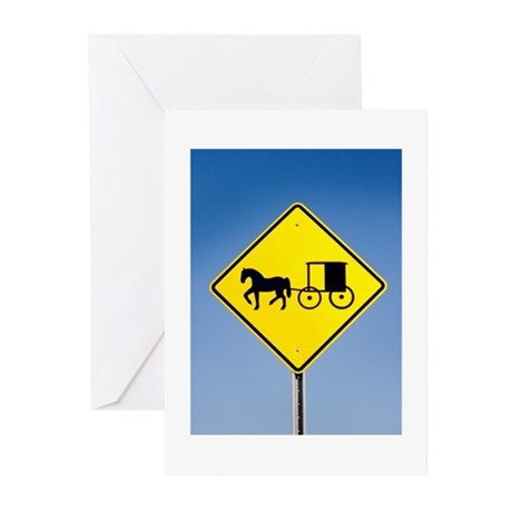 Amish You Greeting Cards (Pk of 10)