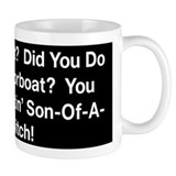 Funny movie quote Drinkware