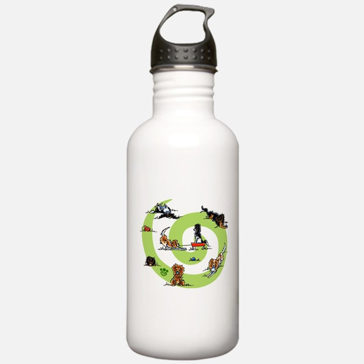 CKCS Playtime Water Bottle