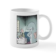 Angry Fin-less Shark Mug