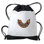 FIN-brat-oktoberfest.png Drawstring Bag