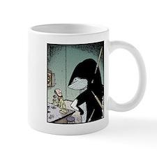 Angry Minke Whale Mug