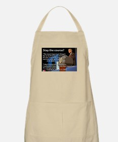 Stay the Course? BBQ Apron