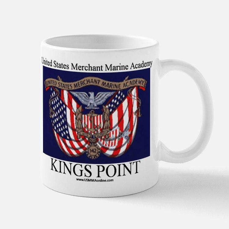 USMMA Banner Mugs