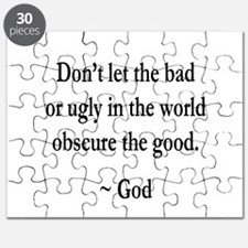 Good, Bad and Ugly Puzzle