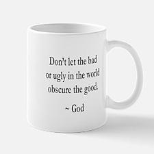 Good, Bad and Ugly Mug