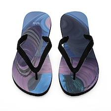 Zarya Zen Elements Watery Flip Flops