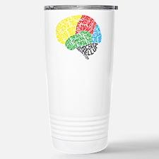 Cute Cerebellum Travel Mug