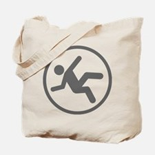 Funny Daredevil Clumsy Shirt Tote Bag