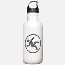 Funny Daredevil Clumsy Shirt Water Bottle