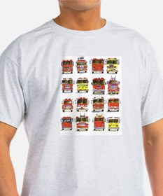 Unique Firefighters T-Shirt