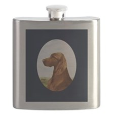 Irish Setter Flask