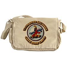 AAC - 714BS- 448BG - 8AF Messenger Bag