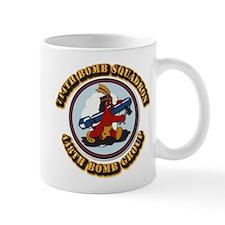 AAC - 714BS- 448BG - 8AF Small Mug