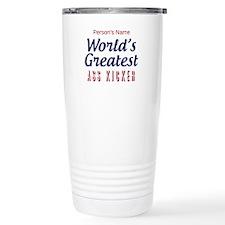 Worlds Greatest Personal Trainer Travel Mug