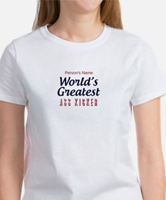 Worlds Greatest Personal Trainer Women's T-Shirt