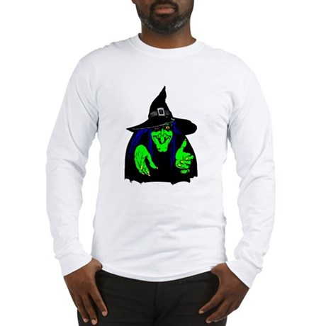 Wicked Witch Long Sleeve Shirt