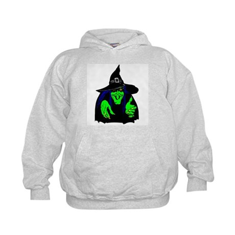 Wicked Witch Kids Hoodie