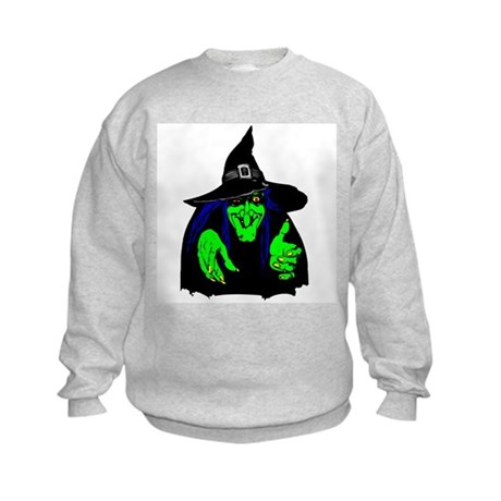 Wicked Witch Kids Sweatshirt