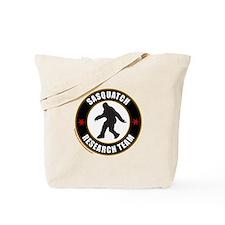 SASQUATCH RESEARCH TEAM Tote Bag