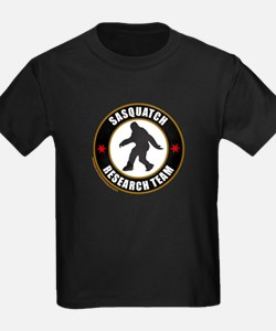 SASQUATCH RESEARCH TEAM T