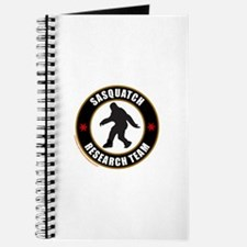 SASQUATCH RESEARCH TEAM Journal
