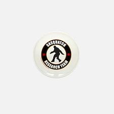 SASQUATCH RESEARCH TEAM Mini Button (10 pack)