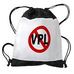 FIN-ban-vpl-10x10.png Drawstring Bag