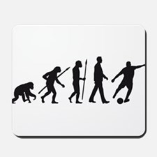 evolution soccer player Mousepad