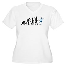 evolution soccer player T-Shirt